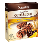 Cereal Bar Chocolate & Orange